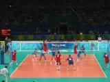 Техническое видео по волейболу с оффициального сайта FIVB